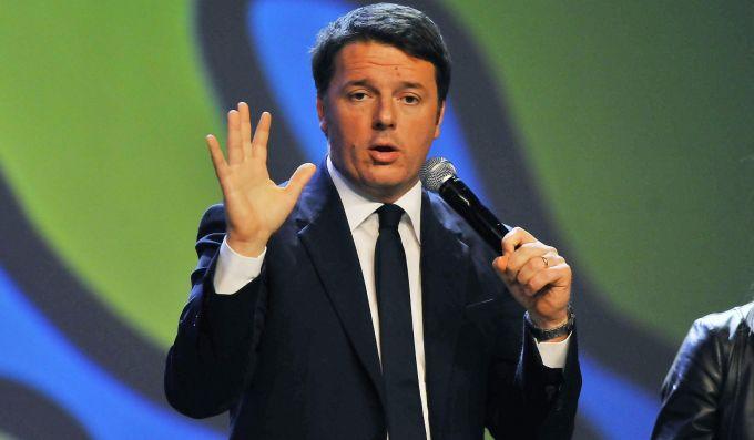 Ренци подаде оставка като председател на партията си