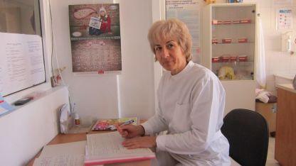 д-р Хризантема Георгиева, началник на отделението