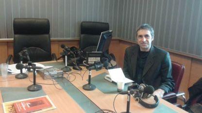Д-р Димитър Христов, гл. асистент в Института за исторически изследвания на БАН
