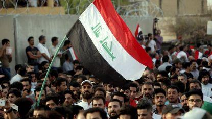 Хроничният недостиг на ток в Южен Ирак е сред причините за серия протести, като този в Басра на 27 юли 2018 г.