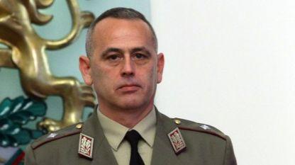 Ген.-майор Данчо Дяков