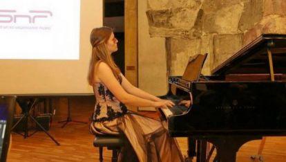 Мария-Десислава Стойчева - Млад музикант на годината 2015