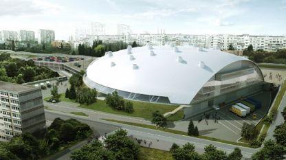 Залата в Бургас се очаква да бъде завършена в началото на 2021 година.