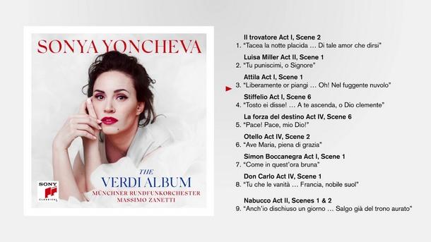На 2-и февруари на световния музикален пазар излезе новия диск