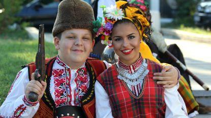 Донко Марков и Петя Панева