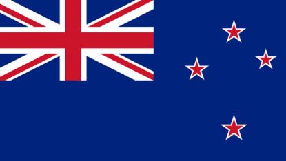 Знамето на Нова Зеландия