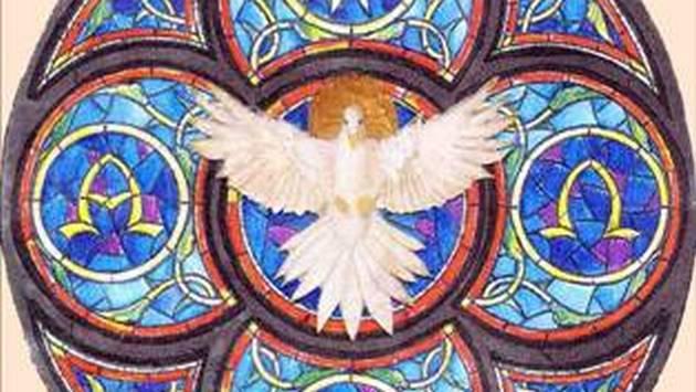 Днес - понеделникът след Петдесятница, е празникът на Светия Дух.
