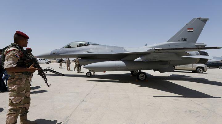 Ирак получи американски Ф-16 през 2015 г.