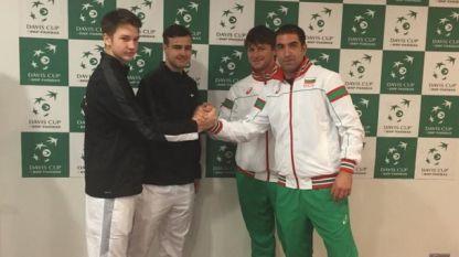 България срещу Тунис за оставане във групата за купа