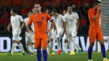 Снайдер има 133 мача за Холандия