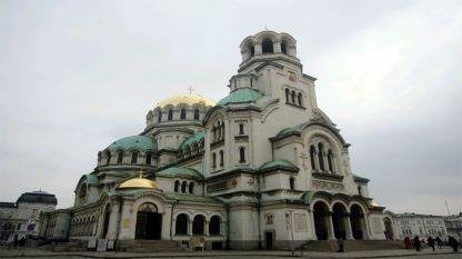 Catedral patriarcal de San Alejandro Nevski de Sofía
