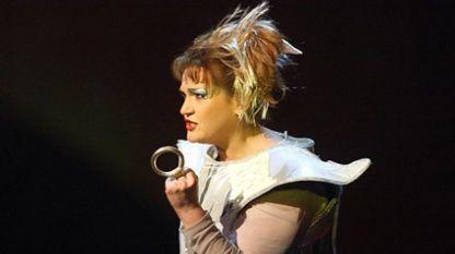 """Мариана Цветкова в ролята на Брюнхилде от тетралогията """"Пръстенът на нибелунга"""" от Рихард Вагнер."""