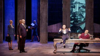 """Сцена от операта """"Бал с маски"""