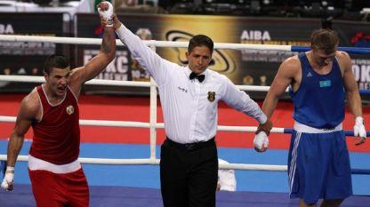 Благой Найденов спечели световната титла в категория 81 килограма на СП в София