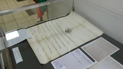 Ферман от 1859 година попълни Списъка с уникални и особено ценни документи на