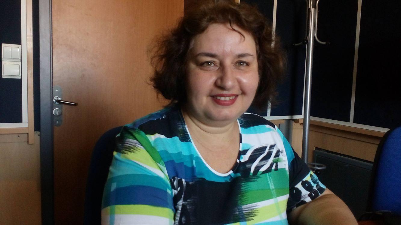 Райна Асенова, балканист-журналист от БТА