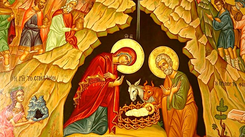 Weihnachten Orthodox.Weihnachten Mit Orthodoxen Kirchengesängen Musik