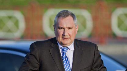Ръководителя на Роскосмос Дмитрий Рогозин