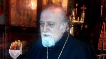 отец Панайот Чакъров