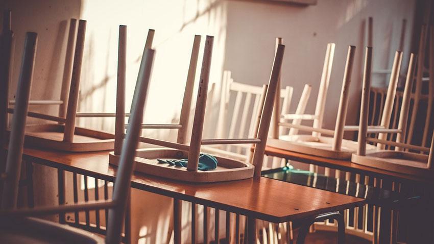Обърната или огледална класна стая е модел на обучение, при който местата и начините за преподаване са разменени
