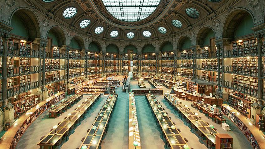 Френската национална библиотека
