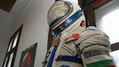 Скафандърът на българския космонавт Александър Александров