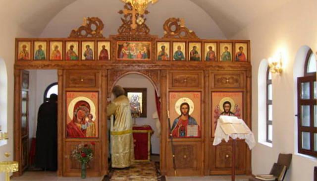 Църквата Свети Спас в Дражинци