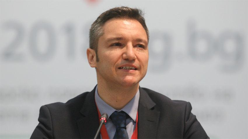 Кристиан Вигенин е избран за вицепрезидент на Парламентарната асамблея на ОССЕ.