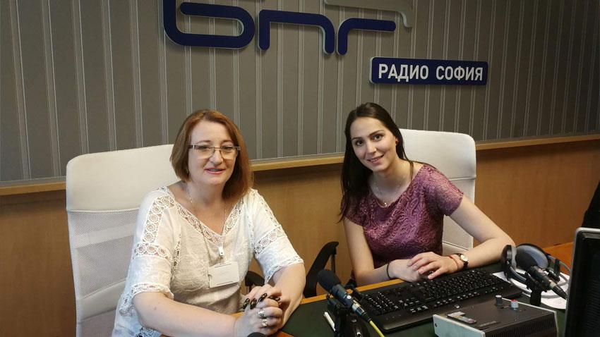 Райна Манджукова и Калина Димитрова