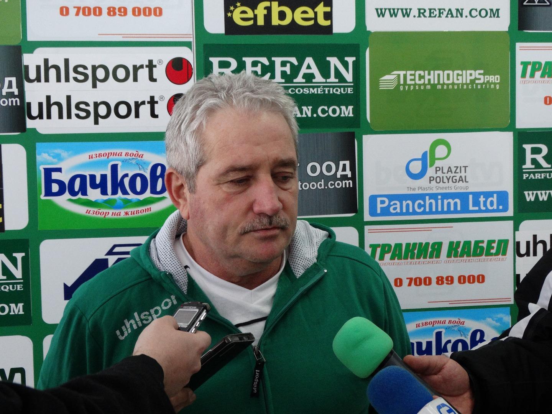 Ферарио Спасов