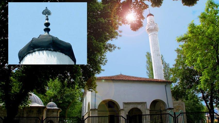 Osman Pazvantoğlu'nun inşa ettirdiği cami.