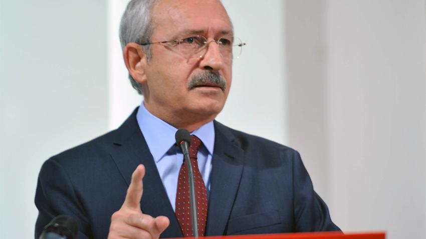 Kemal Kılıçdaroğlu  /  Photo: mansethaber.com