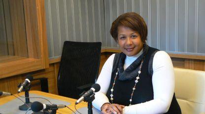 Албена Джоунс, президент на Международния женски клуб