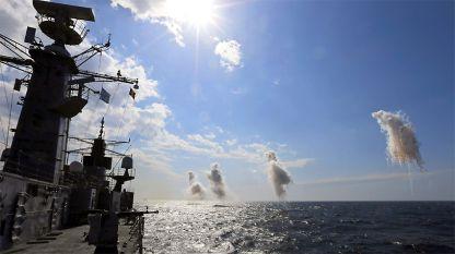 Војне вежбе НАТО-а у Црном мору