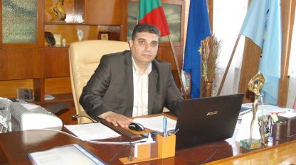 Нида Ахмедов - кмет на община Каолиново