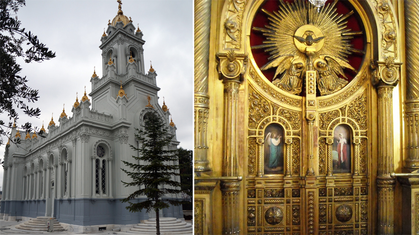oberhaupt orthodoxe kirche