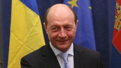 Траян Бъсеску, президент от 2004 до 2014 г., а сега е евродепутат, заяви, че ще обжалва.