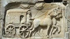 Пощенски услуги в Римската империя – трамспортиранена съобщения, данъчни приходи между провинциите и др.