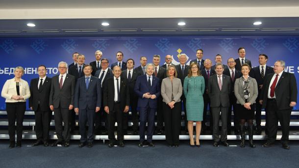 Съвет на министрите на външните работи в ЕС