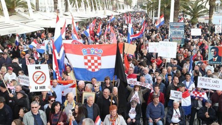 Хърватският парламент ратифицира днес международна конвенция за правата на жените