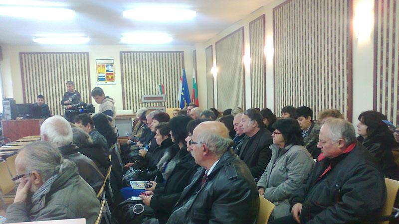 Публично обсъждане на бюджета за 2015 година се проведе в Мездра