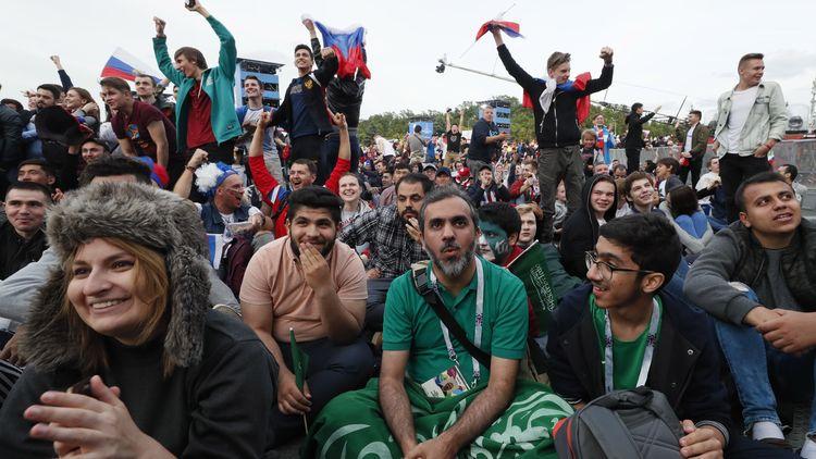 Най-много пари са похарчили зрителите на мача на откриването мегду Русия и Саудитска Арабия