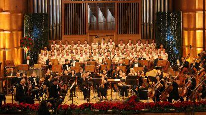 Коледен концерт на Симфоничения оркестър и Детския хор на БНР, 25 декемвери 2013 г.