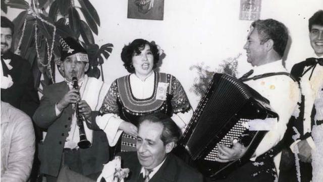 Георги Коев на сватба в Пазарджик с певицата Иванка Иванова и акордеониста Стоян Бангеев