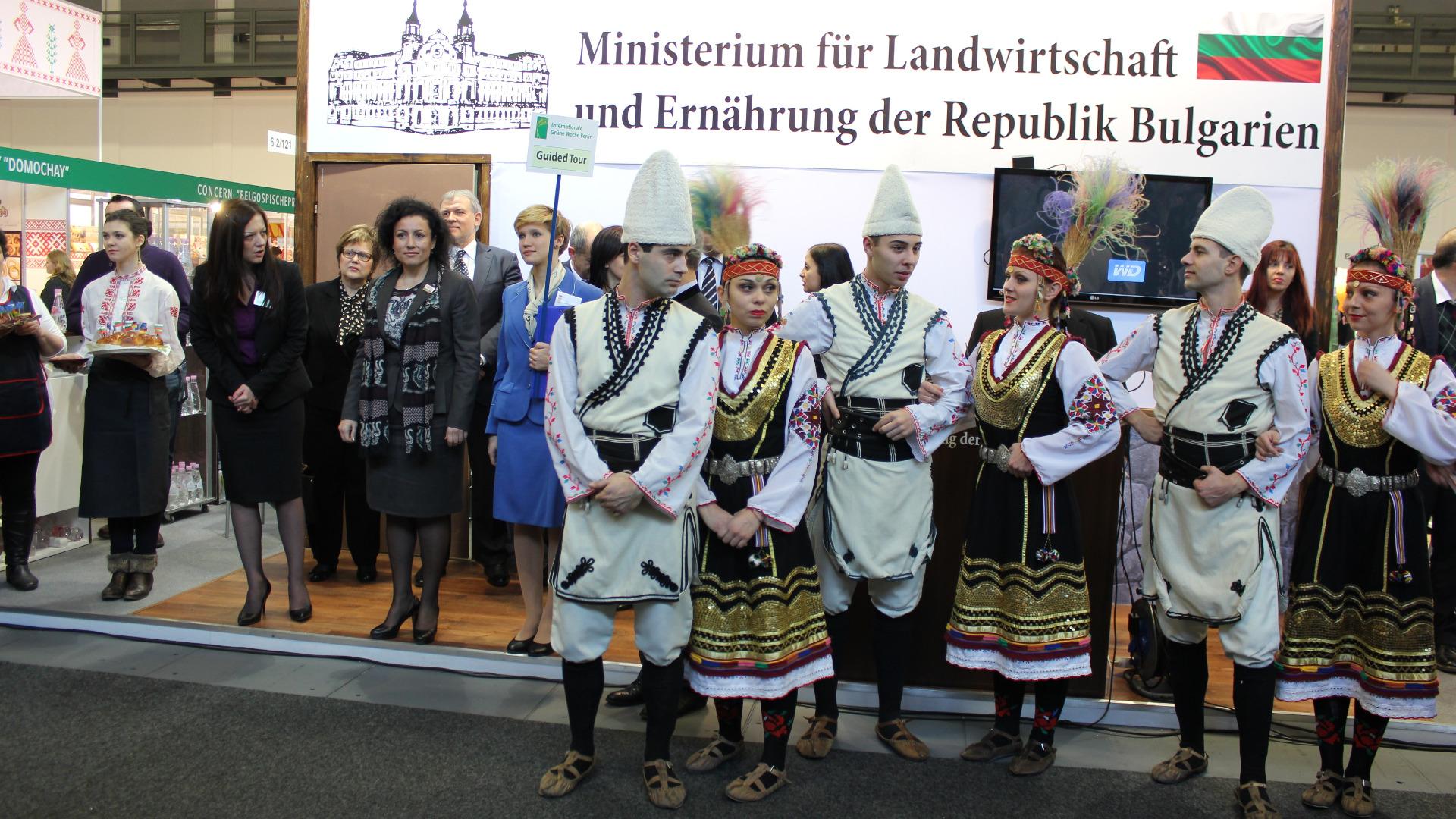 За 29-ти път България участва в най-голямото в света изложение