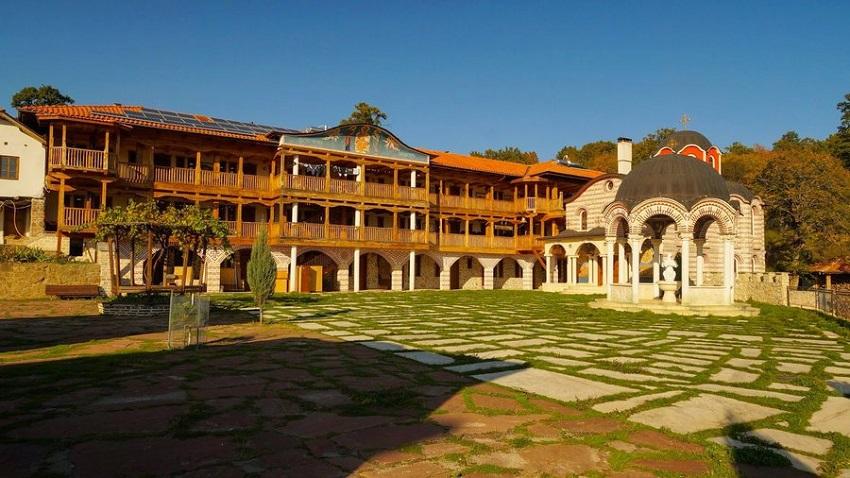 Гигинският манастир