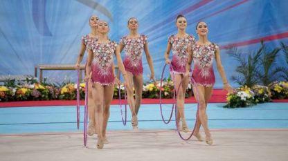 Ансамбълът ни се класира за финала на обръчи в Минск