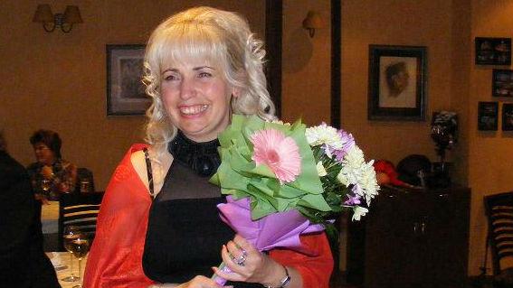 Елеонора Барякова, носител на приза