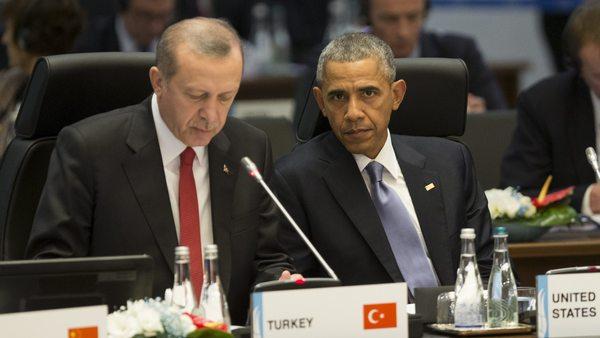 """Обама и Ердоган са обсъдили операцията срещу """"Ислямска държава"""" в Ирак"""
