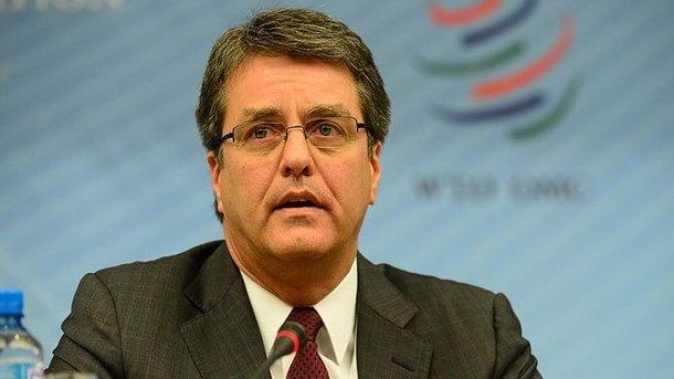 Роберто Азеведо от Световната търговска организация